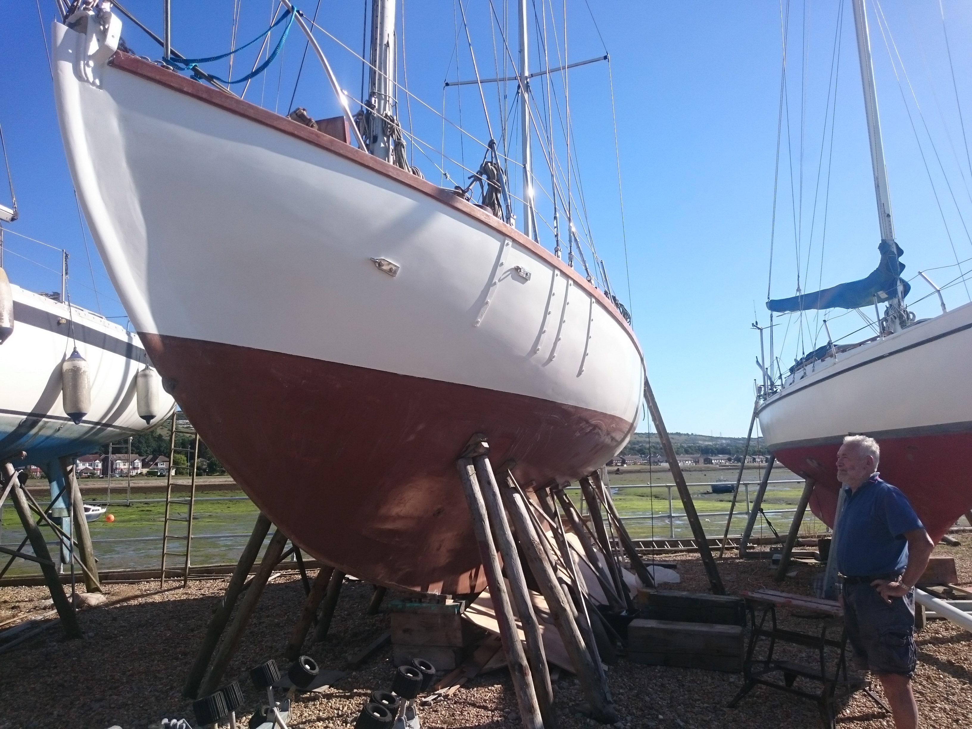 Coppercoat makes debut as Official Antifoul Supplier