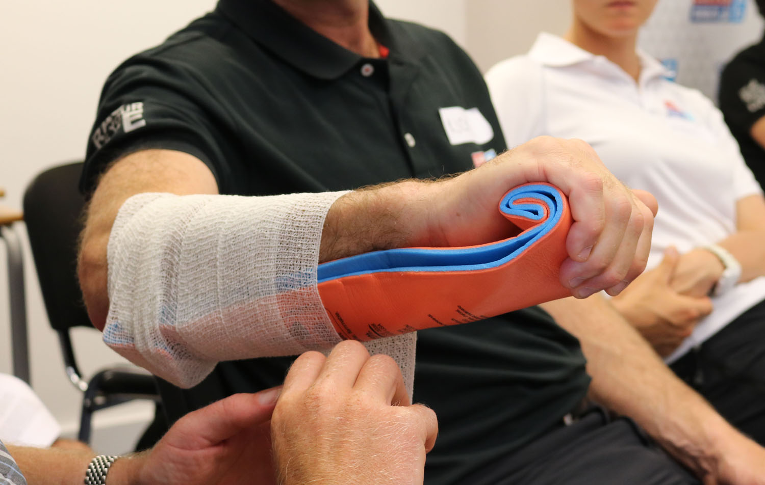 Clipper Race Skippers ClipperTelemed+ Medical Training