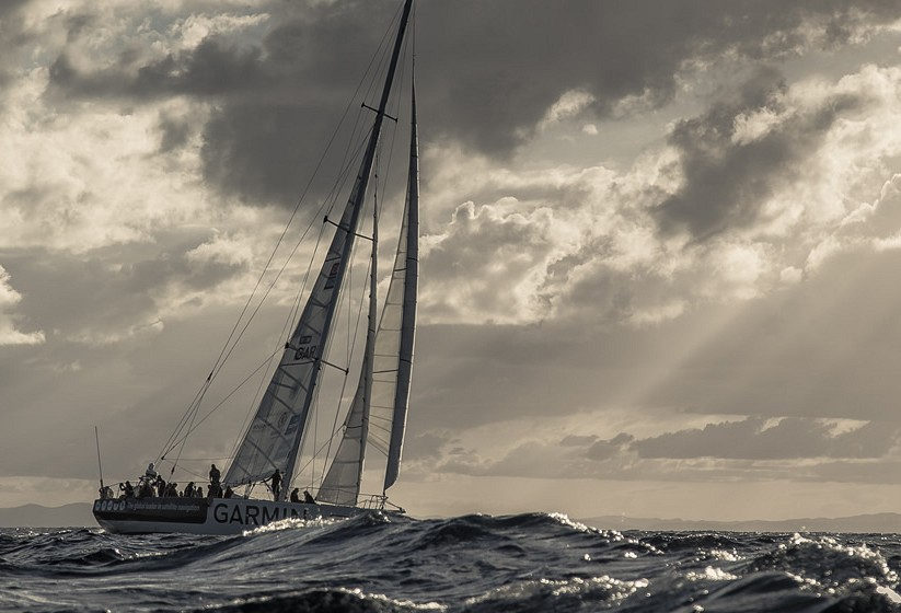 About The Clipper Round The World Race