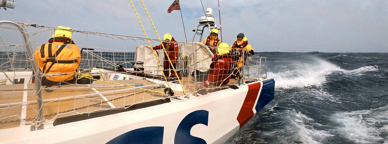 PSP Logistics heads for the Elliot Brown Ocean Sprint