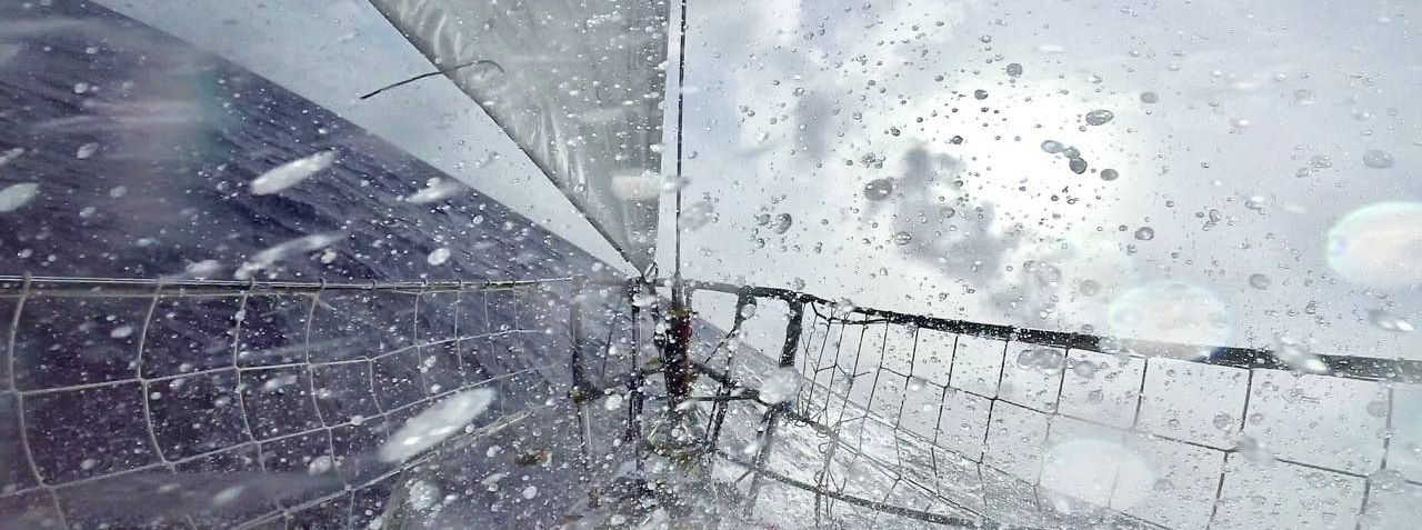 The second race of Leg 7 can see varied conditions