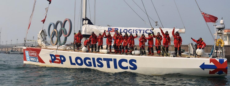 PSP Logistics team arrives into Qingdao