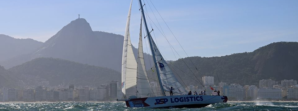 PSP Logistics Returning to Rio with Backstay issue