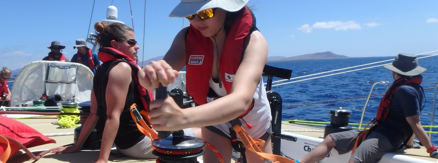 ​Race 1 Day 15: Qingdao and Garmin duel again