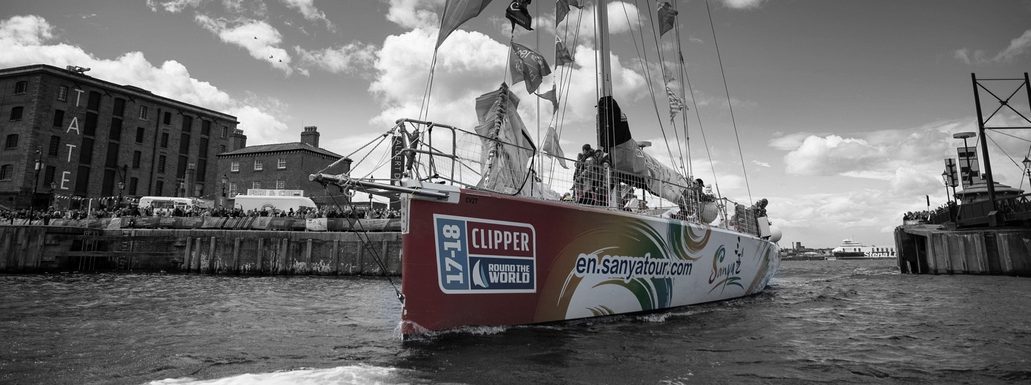 Clipper 2017-18 Race
