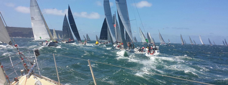 Clipper Ventures 10 starts Rolex Sydney Hobart Yacht Race