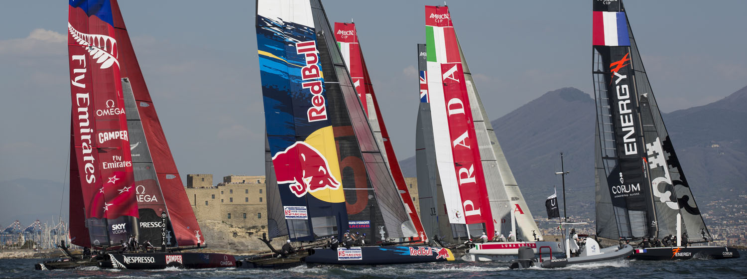 Come and visit us at America's Cup World Series Portsmouth