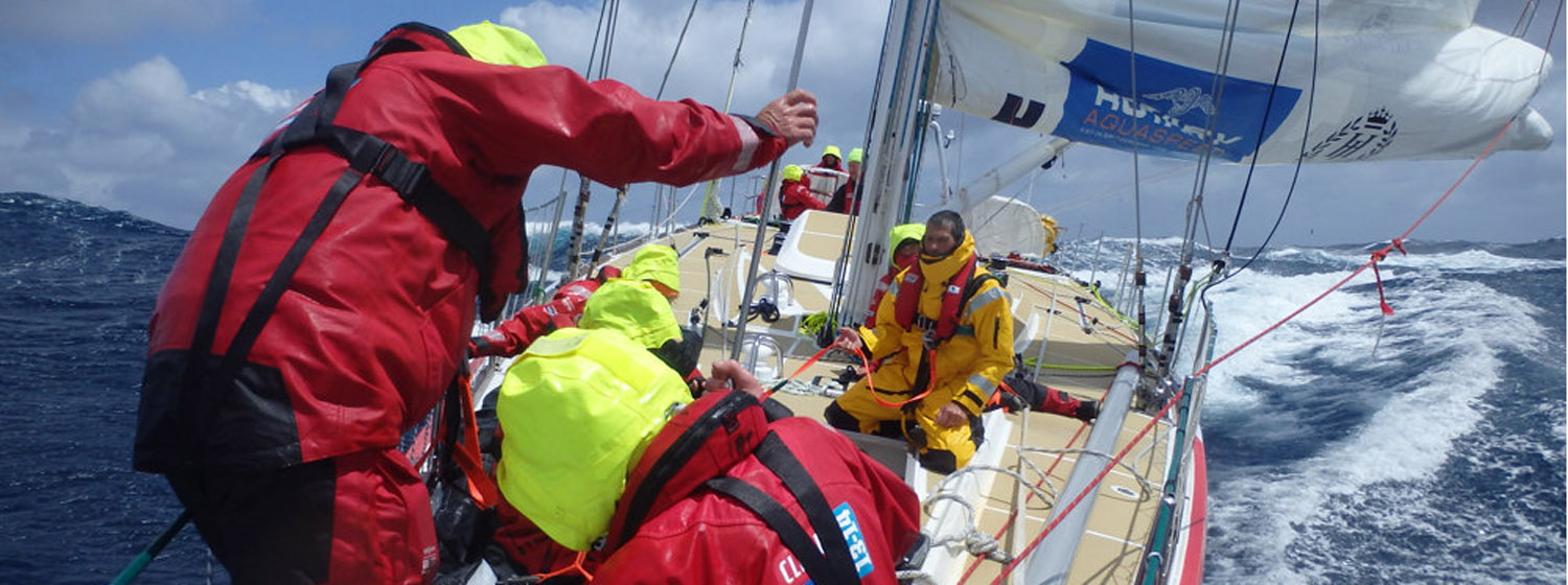 Australians have an impressive history in the Clipper Round the World Yacht Race