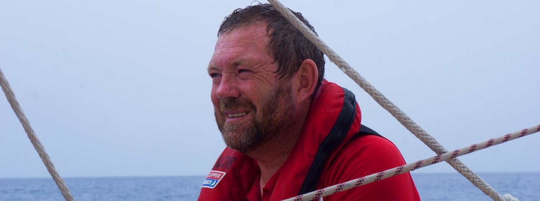 Bob on board Leg 5