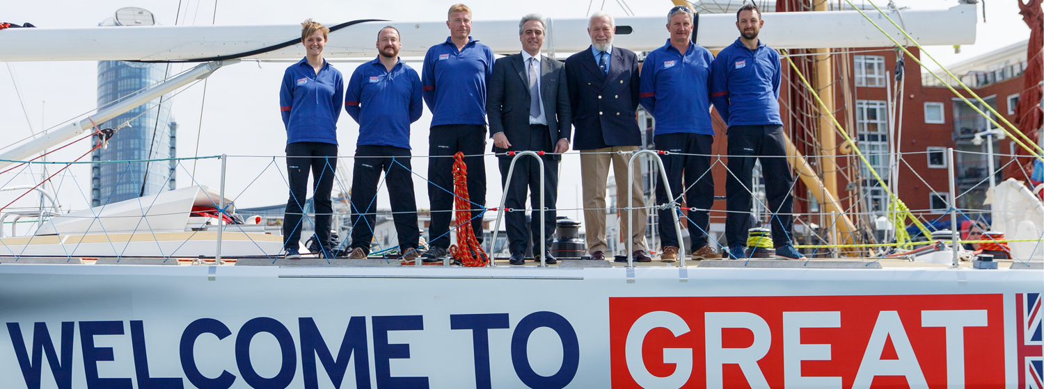 GREAT Britain and Clipper Race skippers