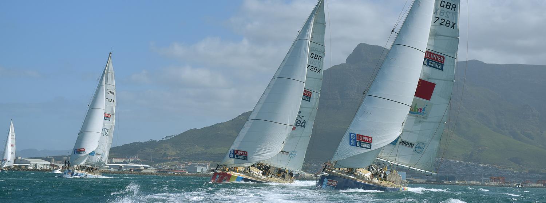 Race Start in Cape Town