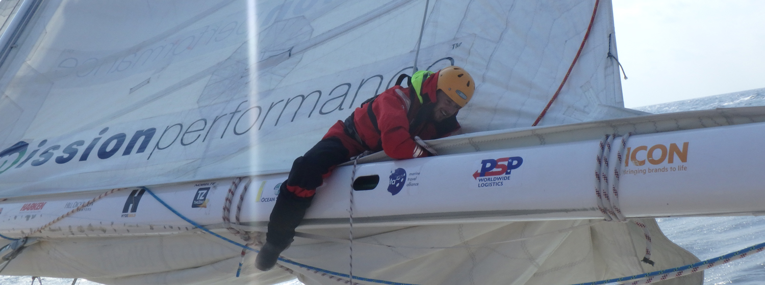 "Race 8 Day 5: ""Worst seas of the entire Clipper 2015-16 Race so far"""