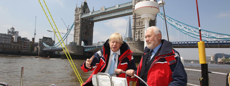 Mayor Boris Johnson says London proud to host Clipper Race