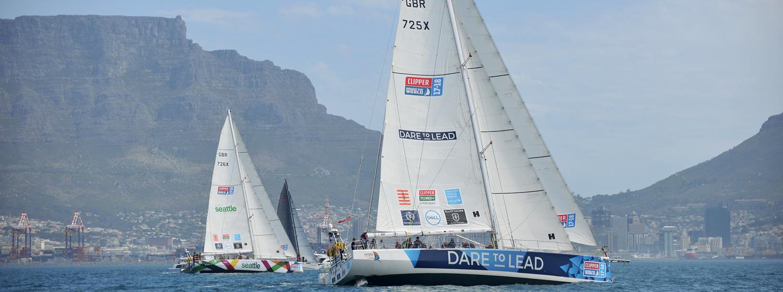 Race Start Cape Town