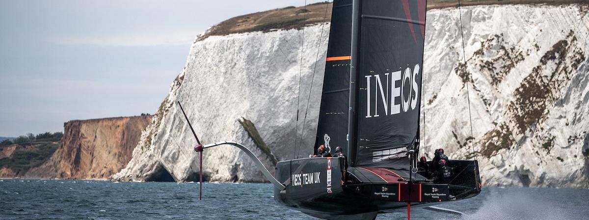Britannia takes off