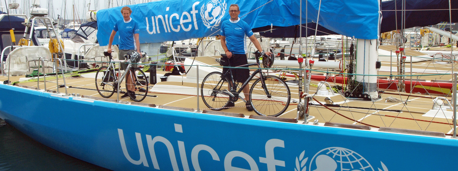 London to Plymouth Cycle for Unicef
