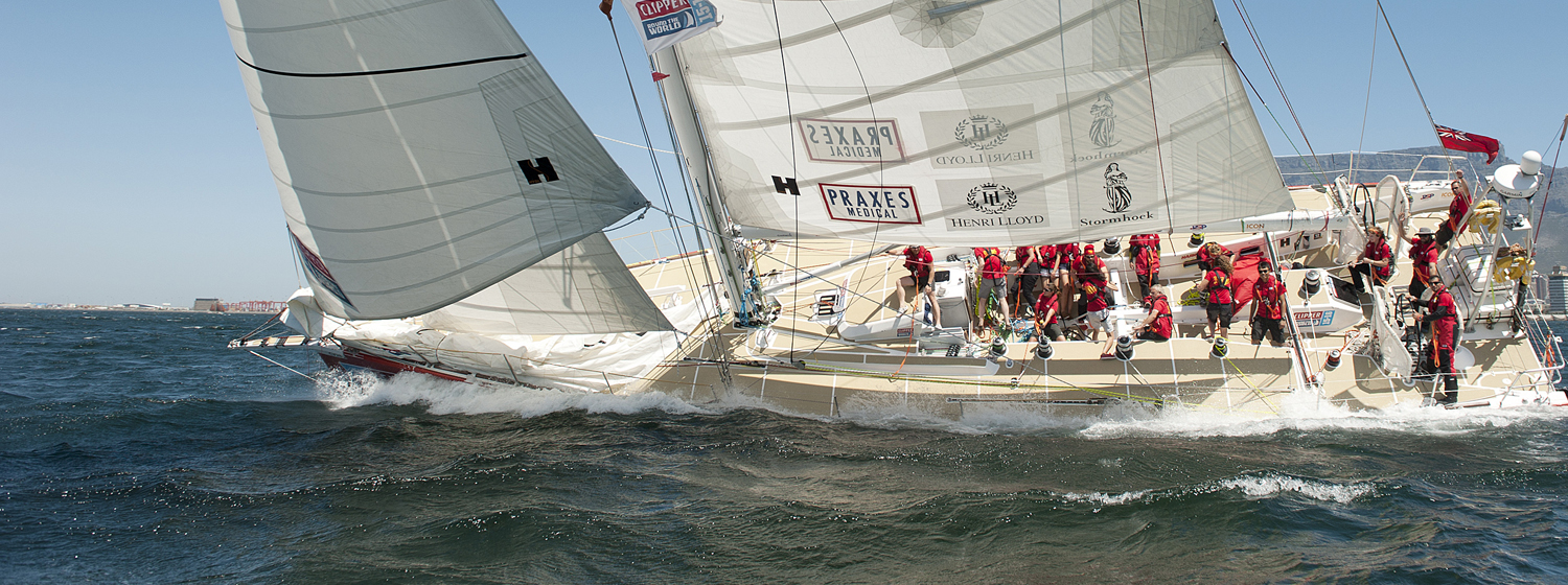 The Clipper 70 in action