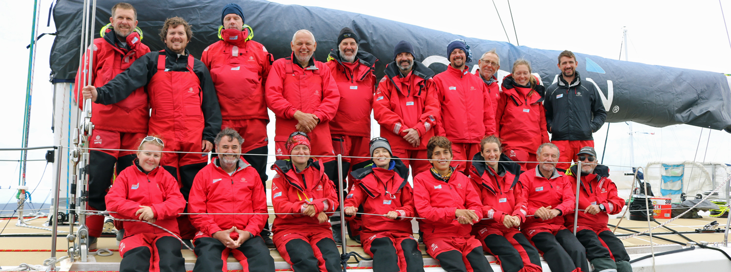 Garmin finishes Race 3, the Wardan Whip, in fourth place