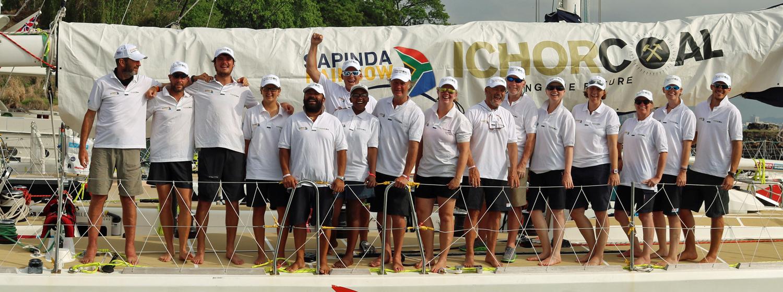 IchorCoal crew in Panama