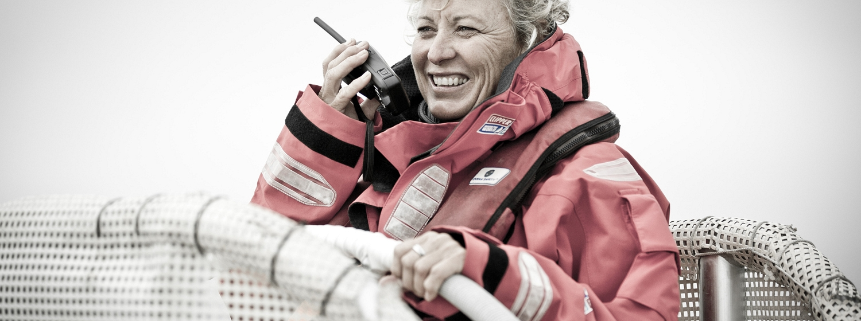 Clipper 2017-18 Race Skipper Wendy Tuck