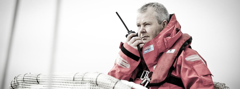 Dave Hartshorn, Cliiper Race Skipper
