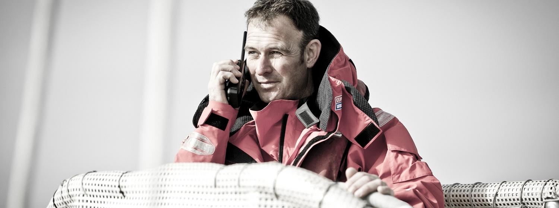 Clipper 2017-18 Race Skipper Rick Powell