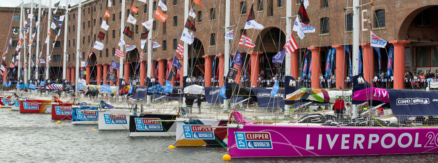 OPEN TOURS OF THE CLIPPER 70 FLEET