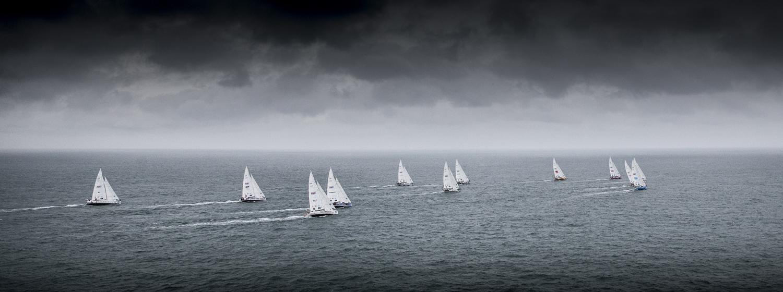 Clipper Race Fleet