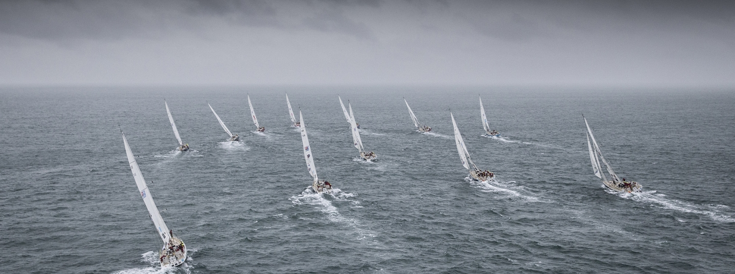 Clipper Race Fleet