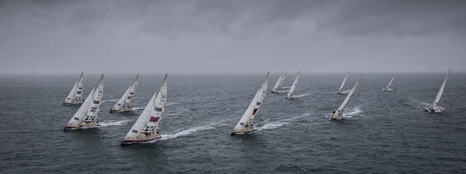 The Clipper Race Fleet