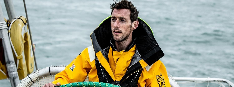 Meet the Clipper 2019-20 Race Skippers: Josh Stickland