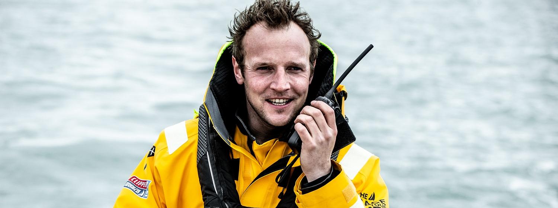 Meet the Clipper 2019-20 Race Skipper: Chris Brooks
