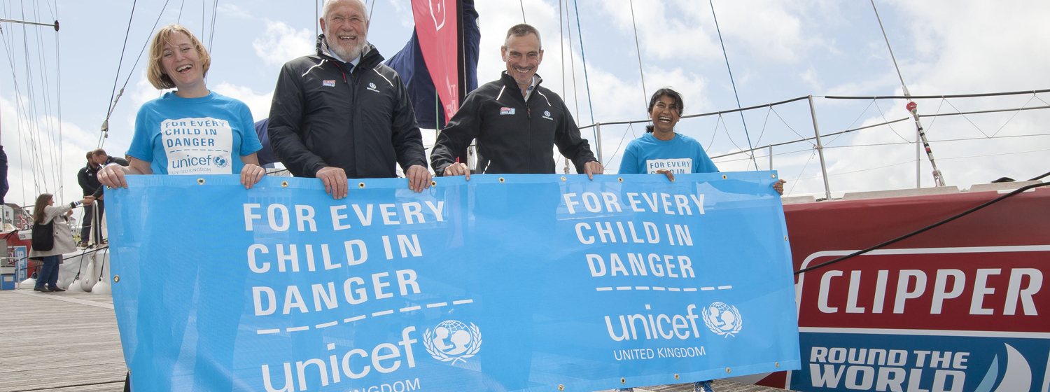 Unicef to be Official Race Charity in 2017-18