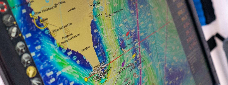 TimeZero  navigational software