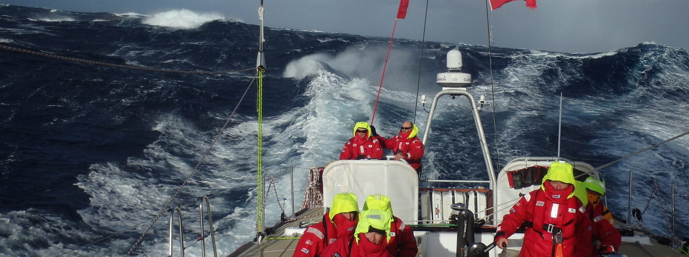 Conditions during the Clipper Race