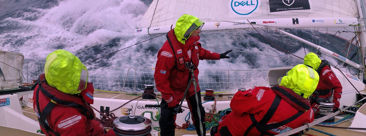 Clipper 2017-18 Round the World Yacht Race