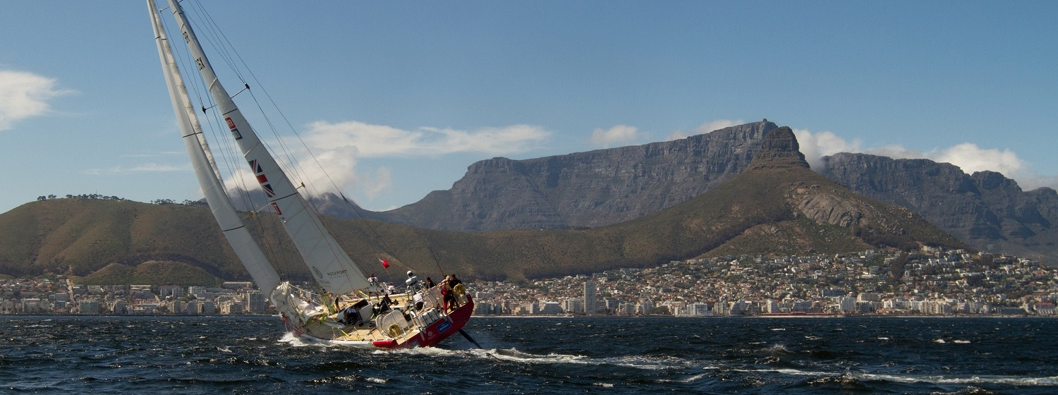 Clipper Race will sail into Cape Town in late October