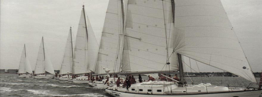 Clipper 1998 Race