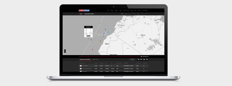 Clipper Race website