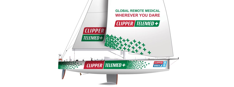 ClipperTelemed+™ announced as Team Sponsor
