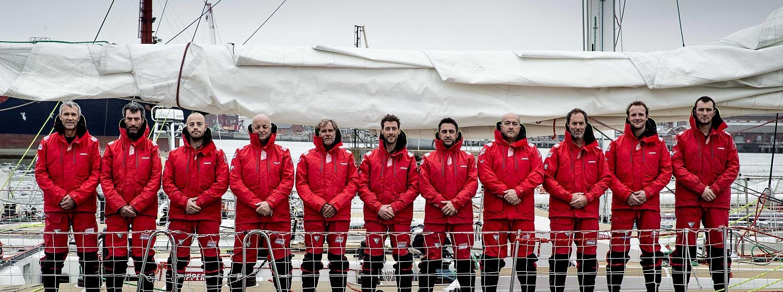 Clipper 2019-20 Race Skippers