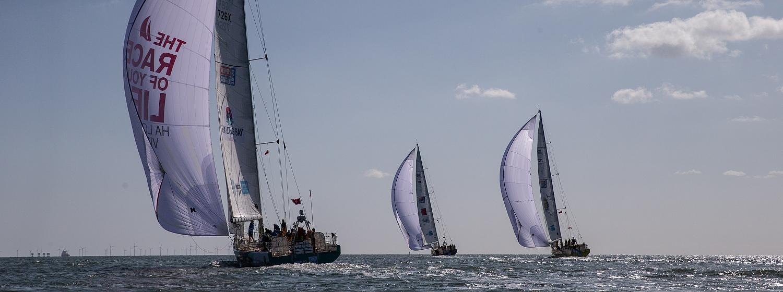 Race Start for the fleet