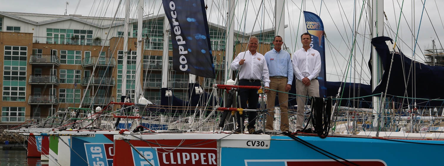 Clipper Race and Coppercoat