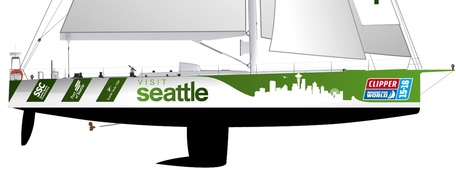 US city Seattle to debut as Clipper Race Team Sponsor
