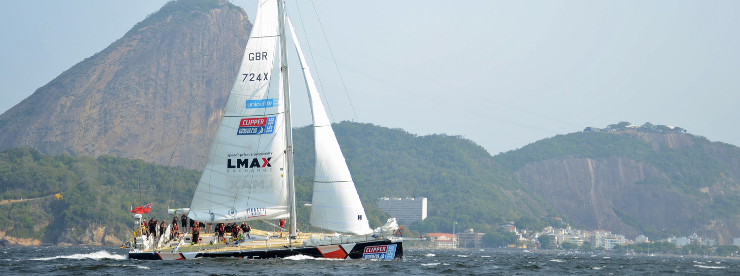 ​Results for Race 1: The Atlantic Trade Winds Leg
