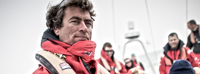Old Pulteney skipper Patrick van der Zijden
