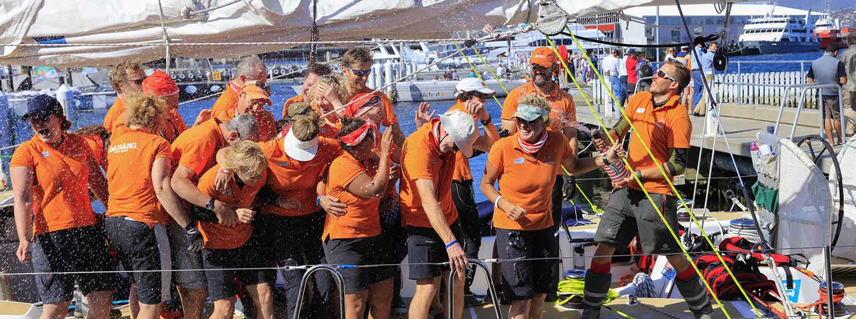 AUSTRALIAN FEMALE SKIPPER WINS SYDNEY HOBART CLIPPER RACE CLASS
