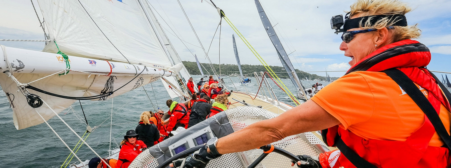 ​Clipper Race fleet starts Rolex Sydney to Hobart Yacht Race