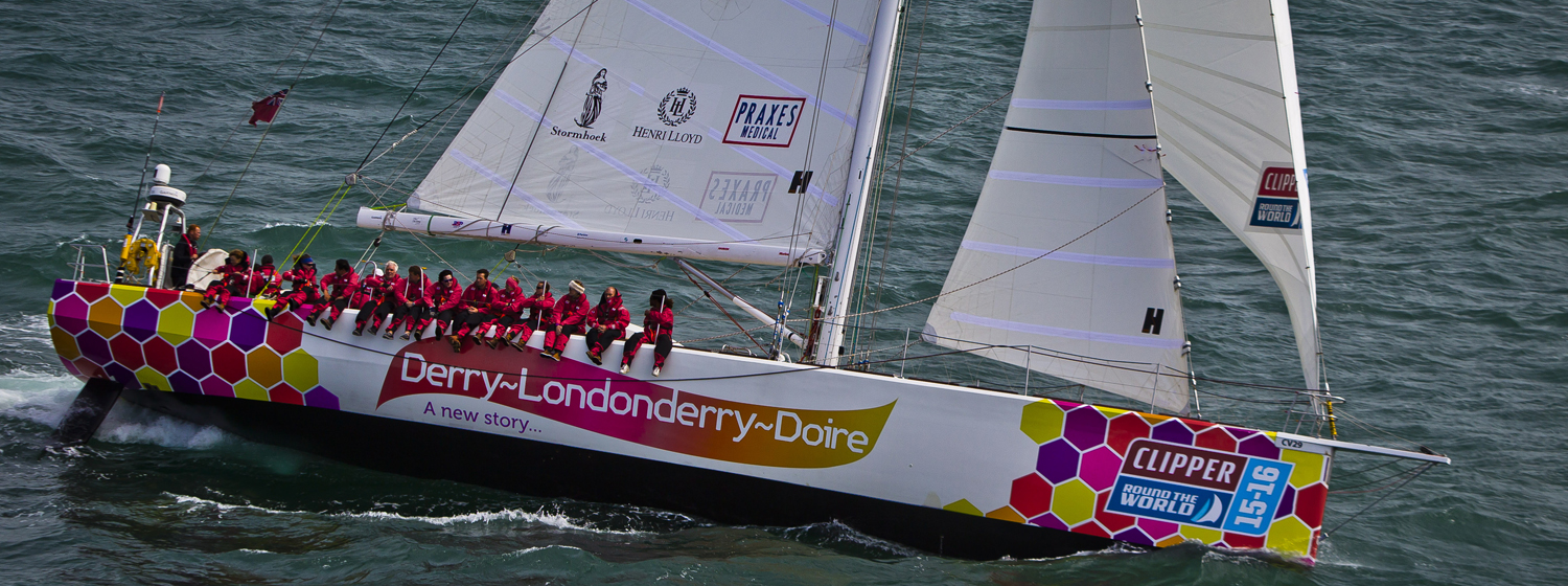 ​Derry~Londonderry~Doire wins Seattle Pacific Challenge