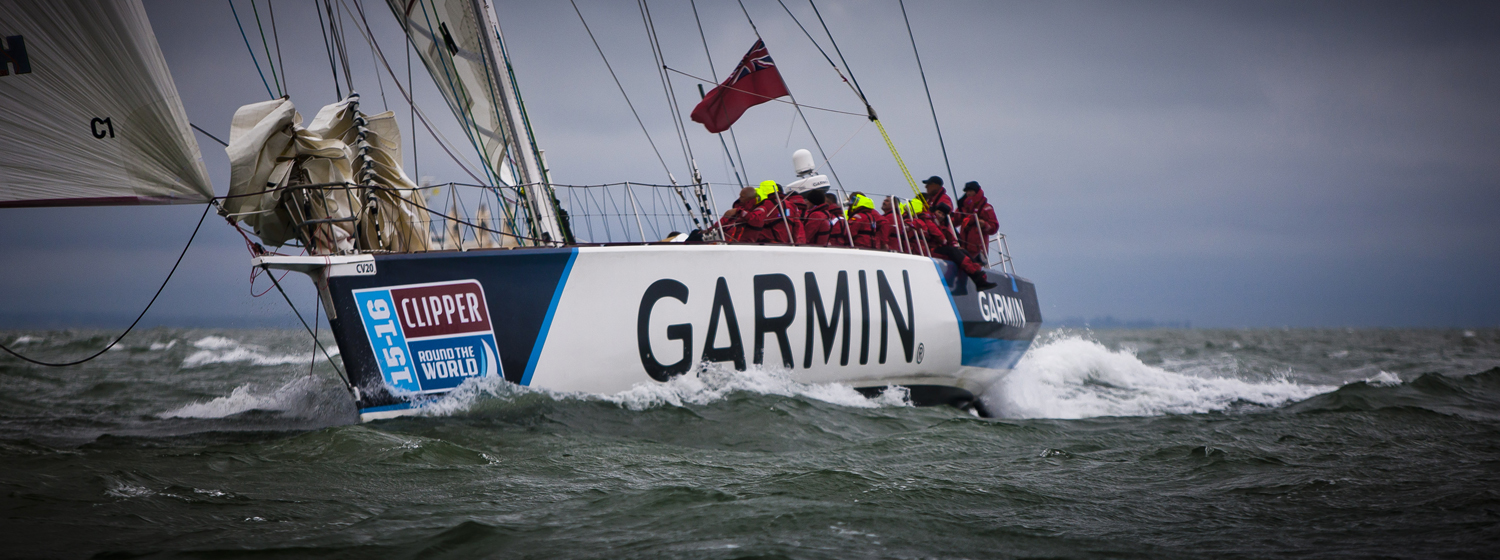 ​GARMIN SUSTAINS DAMAGE IN PACIFIC STORM